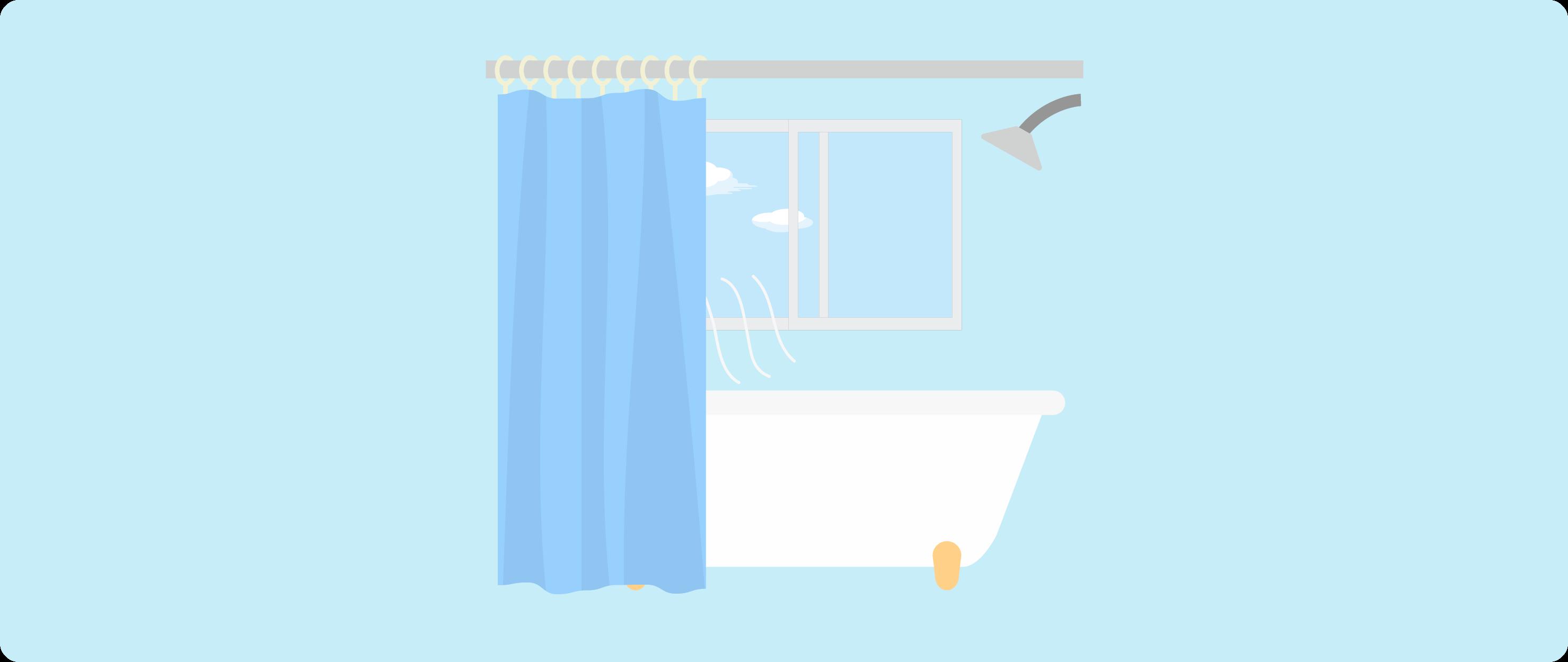 お風呂場を乾燥