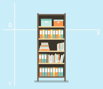本や本棚を押入れに置く位置は大切